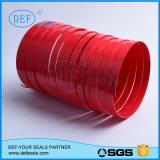 フェノールファブリック螺線形の摩耗ストリップの口取りテープガイドのリングかガイドのストリップ