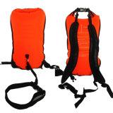 Мешок томбуя заплывания Backpack поплавка кудели многофункционального яркого цвета раздувной