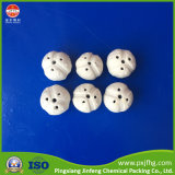 Micro poroso bolas de cerámica de alúmina