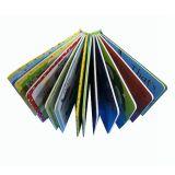 Servicio de impresión del libro de Hardcover, libro infantil del atascamiento de tarjeta