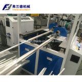 Tubo de PVC de alta velocidad que hace la máquina extrusora de doble