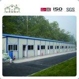 Una sola planta rápida instala la casa prefabricada modular del emparedado prefabricado para la venta