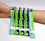 Оптовая торговля Custom текстиля из тончайшего запястья Band/Лямке/ Ribbong/Tape/запястье