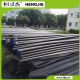 Qualité électrique et constructeurs de pipe de HDPE des pompiers 150mm