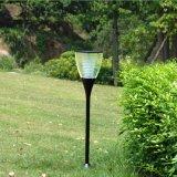 Lampe solaire portable nouvelle résine pour éclairage de jardin avec batterie rechargeable