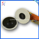 Venda por grosso de lã de Comércio da China considerou tampa da roda de polimento de abrasivos