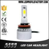Indicatore luminoso dell'automobile del faro X3 LED di H11 LED