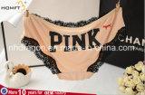 Оптовые режимные модные вентилируют сладостную повелительницу Трусы новой модели нижнего белья молодых повелительниц печатание