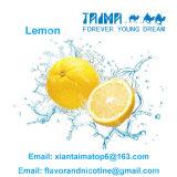 Sapore concentrato naturale del limone di 100% per l'offerta liquida del nicotina di E un campione libero
