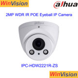 2MP con Poe Dahua infrarrojo IP67 Home Security Cam Ipc-Hdw IP2221R-ZS