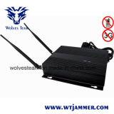 6 Antenne brouilleur de téléphone de poche & WiFi Jammer & brouilleur GPS
