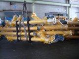 transportband van de Schroef van Sicoma van de Verkoop van 407mm de Hete voor de Silo's van het Cement