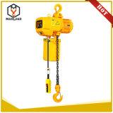 Gru Chain elettrica del certificato di prova 3t