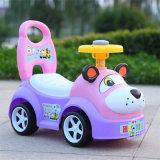 Großverkauf, der früh Aktivitäts-Laufkatze-Spielzeug-Plastikbaby-Wanderer erlernt
