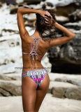 Commerce de gros 2018 nouvelle conception de l'Afrique Bikini Sexy femmes dame d'impression