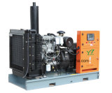 Type silencieux superbe générateur diesel de l'engine 1004tg de Lovol prix de 75 KVAs