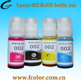 Epson 002 보충물 병 염료 잉크를 위한 호환성 잉크