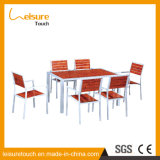 حديقة وقت فراغ [بولووود] كرسي تثبيت وطاولة خارجيّ يتعشّى أثاث لازم حديثة