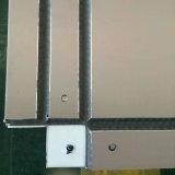 Печатание цифров композиционного материала панели конструкции искусствоа алюминиевое