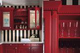 Ritzのベストセラーの光沢度の高いラッカー食器棚