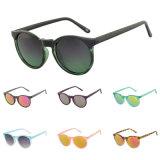 Nova chegada Mulheres Homens óculos de sol com a famosa o logotipo personalizado com antirreflexo