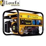 beweglicher des Benzin-2.5kw Motor Generator-Honda-Gx200 für Hauptgebrauch