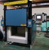 1200c 320 litres de résistance industrielle de traitement thermique gâchant le four durcissant en acier de module