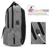 Multi-Taschen Baby-Windel-Windel-Beutel-Mama-Rucksack mit ändernder Auflage
