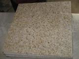床平板のタイル中国のための熱い販売法G682の黄色い花こう岩