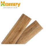 Simple et Belle imitation bois Plancher PVC en plastique