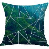 Coperchio domestico creativo dell'ammortizzatore della federa di tela di stampa del cotone della foresta