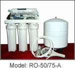 RO 기계 (RO-50/75-A)