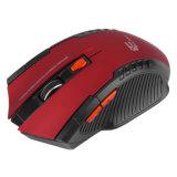 2.4GHz Mini souris optique USB portable sans fil 2000dpi professionnel réglable jeu Souris de Jeu pour PC portable