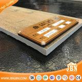 Jbn新しいデザイン磁器によって艶をかけられる木の床タイル(JH6365D-15)