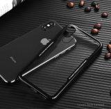 Четырехугольника против ударов мягкой TPU чехол для iPhone X