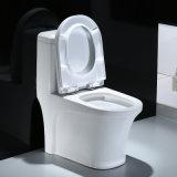 Fabricante de porcelana sanitaria, cuarto de baño WC Baño One-Piece Pan (BG-A1011)