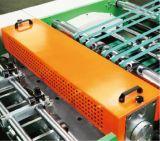 Производственная линия тетради машины задней части клея вьюрка бумажная автоматическая
