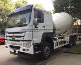 Camion de rouleau de tambour de mélangeur concret de m3 de Sinotruk 6X4 HOWO 340HP 8 pour l'exportation