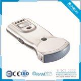 Bewegliches Cer anerkannter USB-drahtloser konvexer Fühler-Ultraschall-Scanner