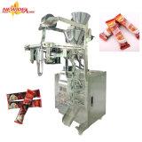 Máquina de embalagem vertical automática do pó do café instantâneo