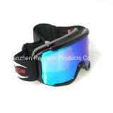 Glaces UV reflétées de ski de coupure de lentille