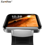 Montre Dm98 intelligente 2.2 appareil-photo WCDMA GPS de ROM du dual core 1.2GHz 4GB du téléphone Mtk6572 du SYSTÈME D'EXPLOITATION 3G Smartwatch de l'androïde 4.4 de pouce