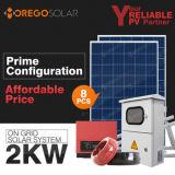 Rasterfeld-Gleichheit-SolarStromnetz 2kw China-Moregesolar 2000W