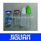 Claro farmacéutica de vidrio de 10ml frasco de inyección de esteroides etiquetas