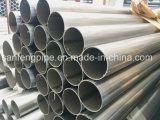 Tipo della saldatura e tubo dell'acciaio inossidabile di certificazione di iso