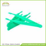 Medisch ABS van de Noodsituatie van de Eerste hulp Plastic Pincet