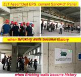 EPS van het Schuim van het polystyreen het Comité van de Sandwich voor de Muur van de Verdeling/de Raad van de Isolatie van het Dakwerk