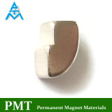 N33uh de Onregelmatige Magneet van de Zeldzame aarde met het Nikkel van het Neodymium
