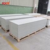 Superficie solida acrilica di pietra bianca di Shenzhen per il controsoffitto della cucina