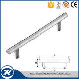 Maniglia personalizzata della barra del quadrato T della mobilia dell'acciaio inossidabile con il prezzo basso
